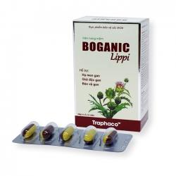 Traphaco Boganic Lippi, Hộp 30 viên