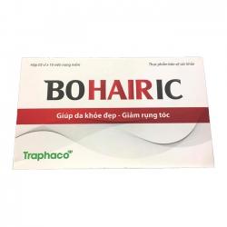 Tpbvsk chăm sóc tóc Traphaco Bohairic, Hộp 30 viên