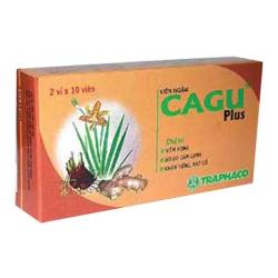 Traphaco Cagu Plus, Hộp 20 viên