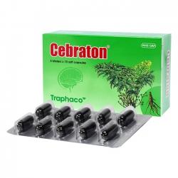 Traphaco Cebraton, Hộp 50 viên