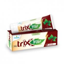Kem bôi trĩ Cream Trix Fast, Tuýt 20g
