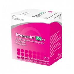 Thuốc tim mạch Troxevasin 300mg, Hộp 50 viên