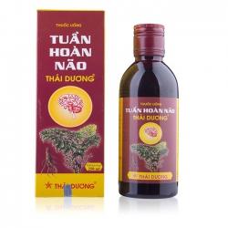 Thuốc uống Tuần Hoàn Não Thái Dương - Chai 250ml