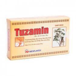 Tuzamin trị phong thấp đau lưng