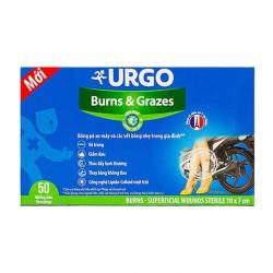 Urgo Burns & Grazes  50 miếng  – Băng cá nhân