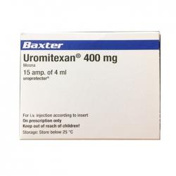 Thuốc Uromitexan 400mg/ml, Hộp