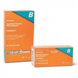 Vắc xin ENGERIX B ADULT 20MCG
