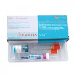 Vắc xin INFANRIX HEXA VIAL 0.5ML