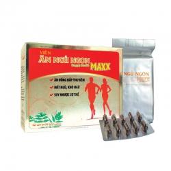 Viên ăn ngủ ngon Happy Health Maxx,  Hộp 60 viên