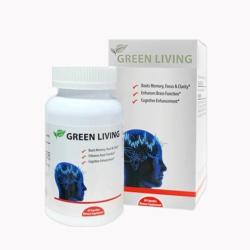 Viên bổ não Vitabella Green Living Brain 60 viên