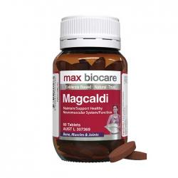 Viên bổ sung canxi hữu cơ Max Biocare Magcaldi 60 viên