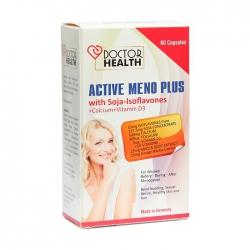 Viên bổ sung nội tiết tố nữ Doctor Health  Acitve Meno Plus Capsules 60 viên