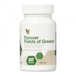 Viên bổ sung rau xanh Forever Fields Of Greens - Ms 068