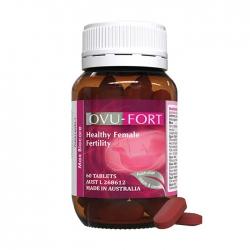 Viên bổ sung vitamin cho phụ nữ trước khi mang thai Max Biocare OvuFort 60 viên