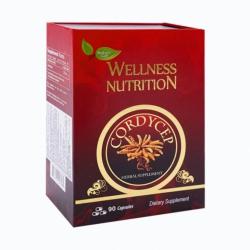 Viên đông trùng hạ thảo Wellness Nutrition 90 viên