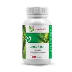 Viên Giải Độc Cơ Thể NZPurehealth Detox 5 in 1
