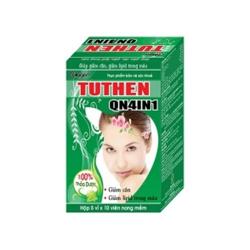 Tpbvsk giảm cân Collagen Tuthen QN4IN1,  Hộp 50 viên