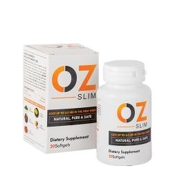 Tpbvsk giảm cân OZ Slim USA, Hộp 20 viên