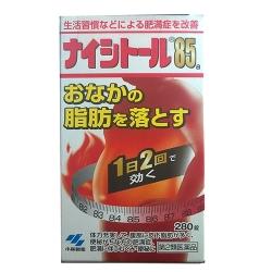 Viên giảm mỡ bụng 85 Kobayashi của Nhật