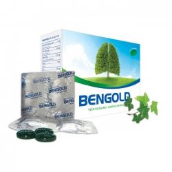 Viên ngậm Bengold giảm ho đau họng