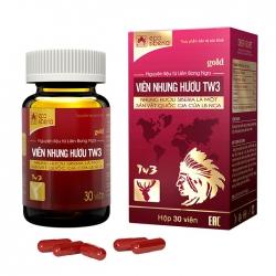 Tpbvsk Viên nhung hươu TW3 giúp tăng cường sinh lực, bồi bổ khí huyết
