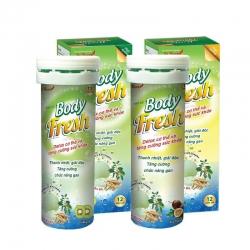 Viên sủi Body Fresh bổ sung vitamin và khoáng chất