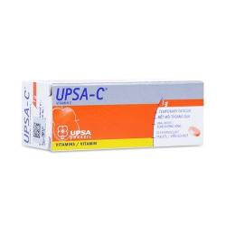 Vitamin C 1000mg Upsa C,  Tuýp 10 viên