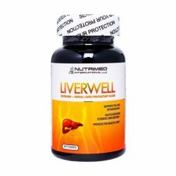 Viên uống bổ gan Liverwell Nutrimed 60 viên