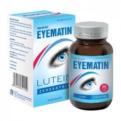 Viên uống bổ mắt Eyematin bảo vệ mắt toàn diện