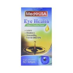 Viên uống bổ mắt Mediusa Eye Healthy, Hộp 60 viên