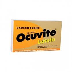 Thuốc  bổ mắt Ocuvite Lutein