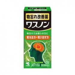 Viên uống bổ não Kobayashi 168 viên