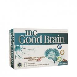 Viên uống bổ não Lafon IDC Good Brain 30 viên