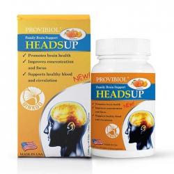 Viên uống bổ não Provibiol Headsup