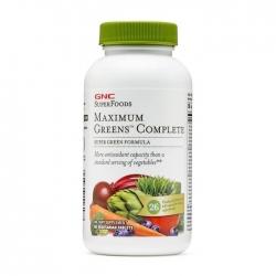 Viên uống bổ sung dinh dưỡng GNC Maximum Green Complete 90 viên