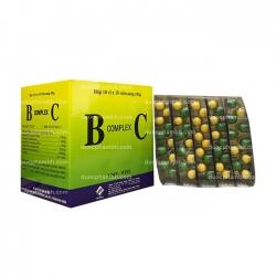 Viên uống bổ sung Vitamin B COMPLEX C