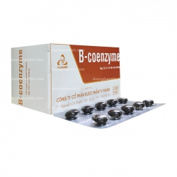 Viên uống bổ sung Vitamin B-COENZYME