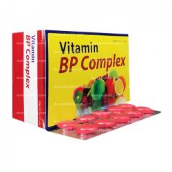 Viên uống bổ sung VITAMIN BP COMPEX - Vitamin B1, B2, B6, PP