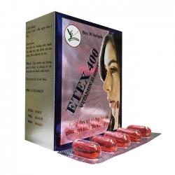 Viên uống bổ sung Vitamin E 400 IU - ETEX 400