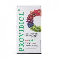 Viên uống bổ sung vitamin và khoáng chất Provibiol Vitamin