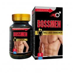 Thực phẩm bảo vệ sức khỏe Bossmen, Hộp 30 viên