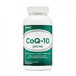 Viên uống bổ tim mạch GNC CoQ-10 200mg 60 viên