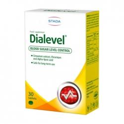 Viên uống cải thiện đường huyết Stada Dialevel 30 Viên