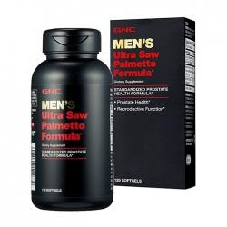 Viên uống cải thiện sinh lý nam GNC Men's Ultra Saw Palmetto Formula 120 viên