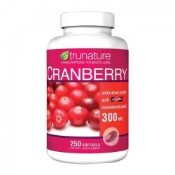 Viên uống chống viêm đường tiết niệu Trunature Cranberry