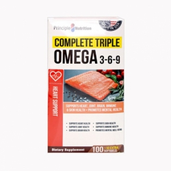 Viên uống Complete Omega Triple 369 110 viên