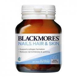 Viên uống da, móng, tóc Blackmores Nail, Hair & Skin