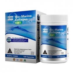 Viên Uống Đẹp Da Costar Bio-Marine Collagen 4 In 1 Hộp 120 viên