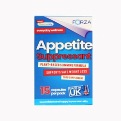 Viên uống Forza Appetite Suppressant 15 viên