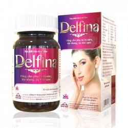 Viên uống giảm nám tàn nhang DELFINA